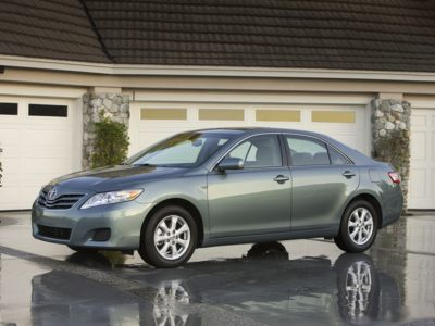 The 2011 Toyota Camry car loan incentive for August is a 0% interest rate for 60 months.