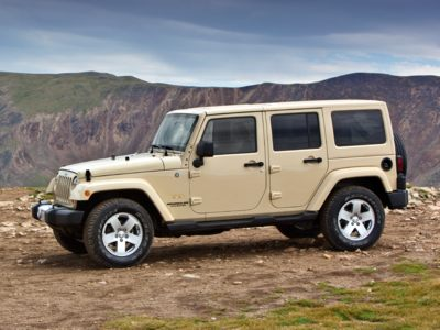 The 2011 Jeep Wrangler comes with a $0 down payment lease incentive during September.