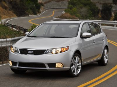2011 Kia Forte 1.9% financing incentives