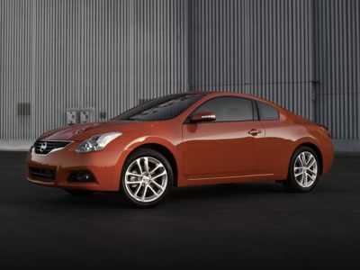2011 Nissan Altima Coupe 0% interest rate loan incentives