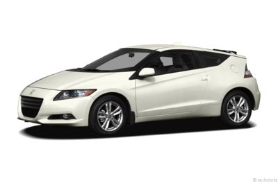 The 2012 Honda CR-Z.
