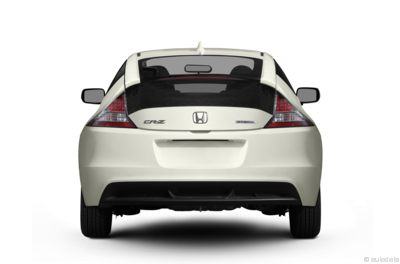 2012 Honda CR-V rear view