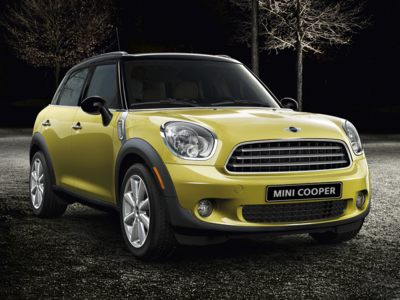 The 2012 Mini Cooper Countryman comes with a no charge maintenance incentive for September