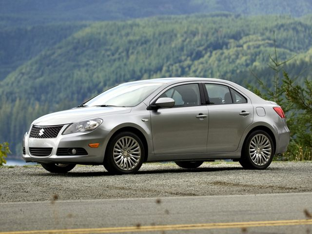 The 2012 Suzuki Kizashi is on sale with a 0% interest rate for 60 months.