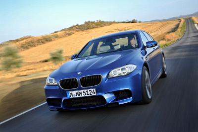 BMW has revealed details on the 2012 BMW M5