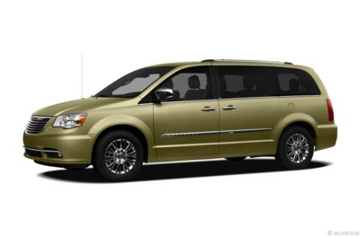 The 2011 Chrysler Town & Country is on sale with a 0% interest rate during October