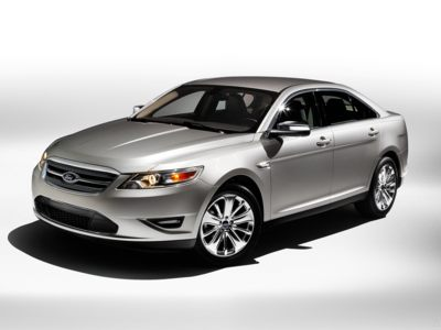 The 2011 Ford Taurus comes with a 0% interest rate incentive during October.
