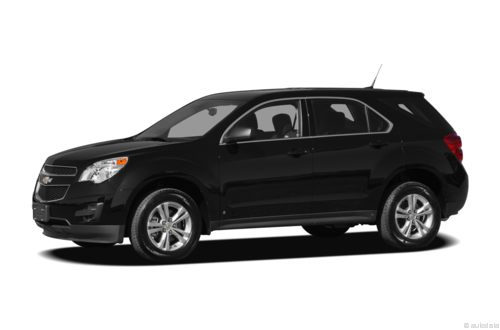 The 2012 Chevy Equinox gets 32-mpg on the highway.