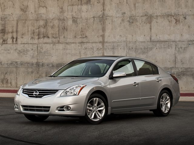 The 2012 Nissan Altima