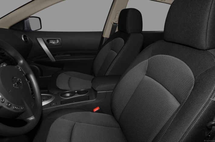 2012 Nissan Rogue Interior