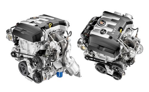 Cadillac ATS 2.0t Engine