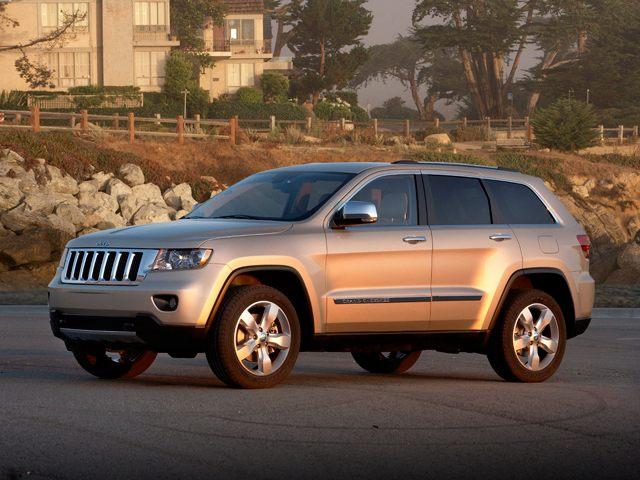 The 2012 Jeep Grand Cherokee