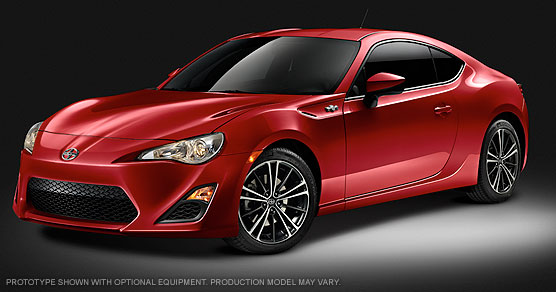 2012 Scion FR-S