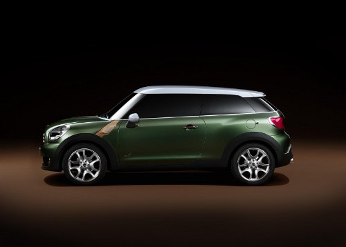 2014 Mini Cooper Countryman Coupe