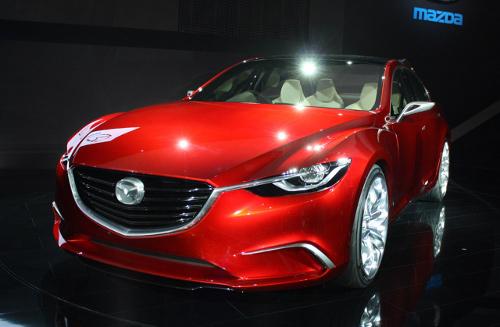 2014 Mazda6 Concept