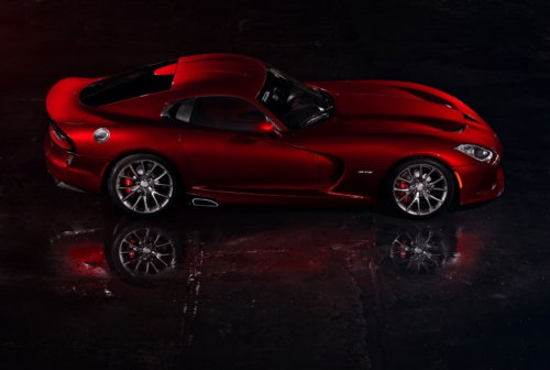 CHRYSLER GROUP LLC 2013 SRT(R) VIPER