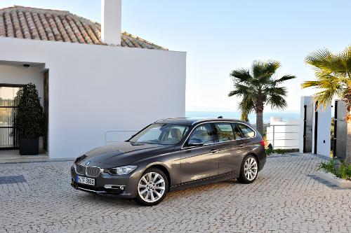 2013 BMW 3-Series Sport Wagon