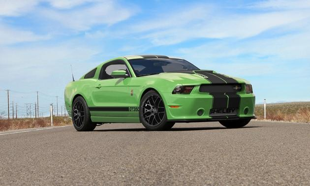 2013 Shelby Gt350 Mustang