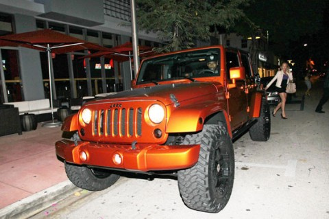 Lebron-James-Jeep-Wrangler-Orange