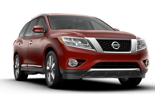 2013 Nissan Pathfinder Facebook