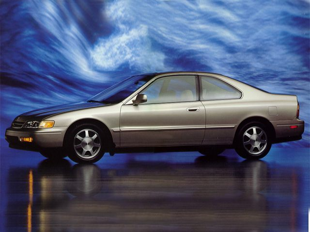 1994 Honda Accord Most Stolen Car of 2011