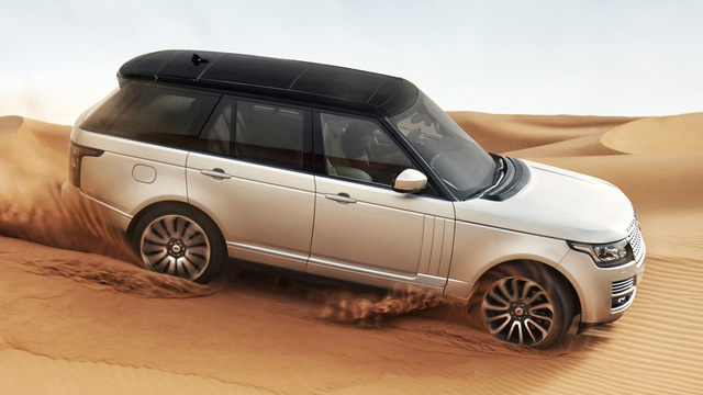 2013 Range Rover Offroad