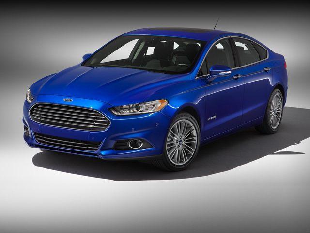 2013 Ford Fusion Hybrid 47-MPG