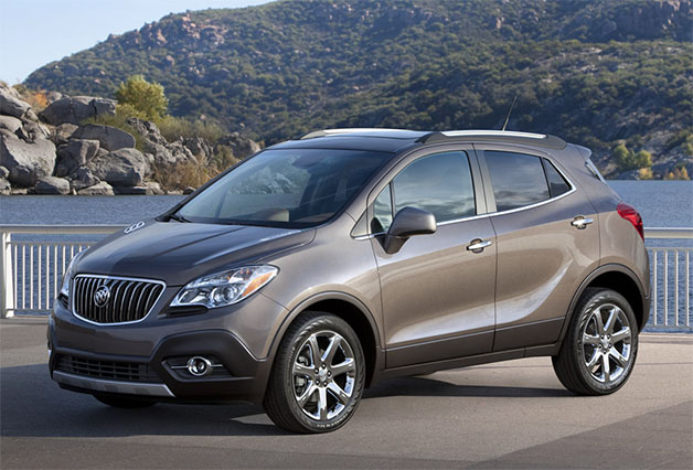 Buick Encore Price