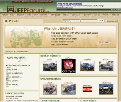 JeepSpace.com