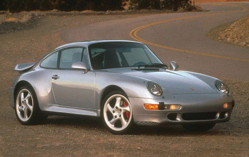 Porsche 911 993 turbo picture