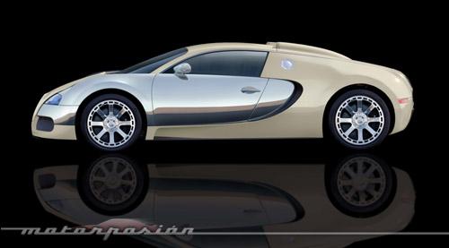 Bugatti Veyron Centaire picture