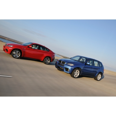 BMW X5 M and X6 M picture
