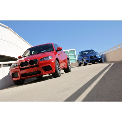BMW X6 M and X5 M picture