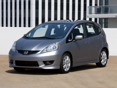 2009 honda fit picture