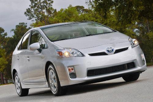 2010 Toyota Prius picture