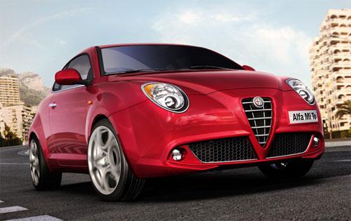 Alfa Romeo MiTo Picture