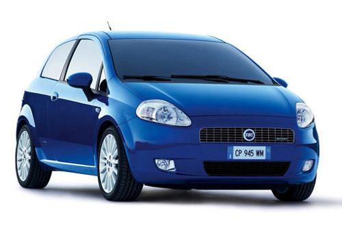 Fiat Grand Punto Picture