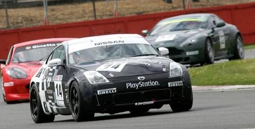 Gran Turismo racer picture
