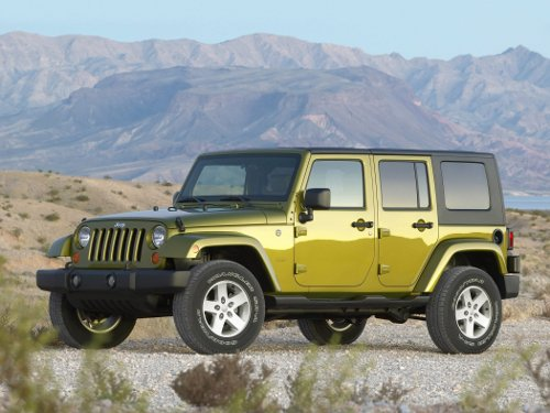 A Jeep Pickup Truck would most likely be based on the Wrangler.