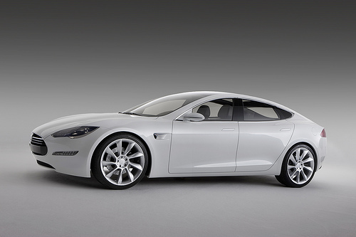 tesla model s picture