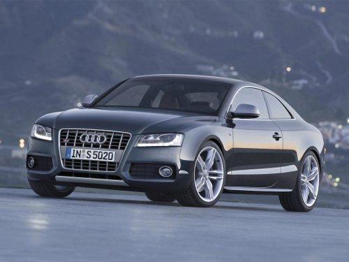 2009 Audi s5 picture