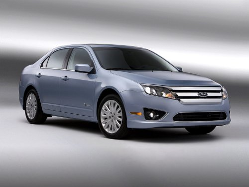 2010 Ford Fusion Hybrid pictures