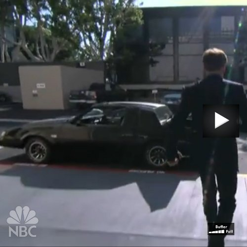 Conan OBrien Buick Grand National pic