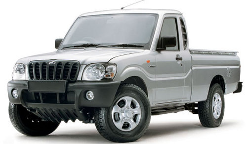 Mahindra Pickup Truck Picture