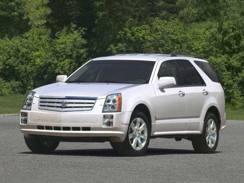 2009 Cadillac SRX pic