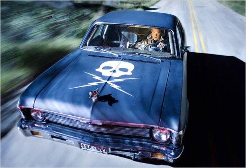 Death Proof Car Pic