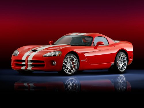 Viper Fans Rejoice: Chrysler Keeps Dodge Viper SRT10