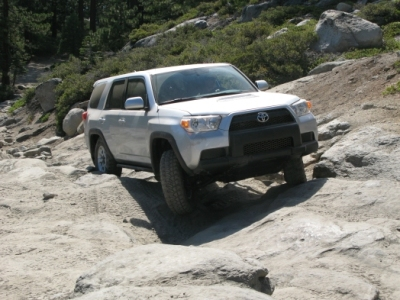 2010 toyota 4runner trail grade at rubicon picture