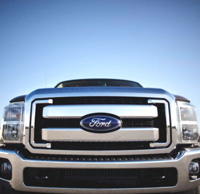 2011 Ford Super Duty Grill picture