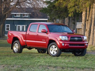 2010 toyota tacoma picture